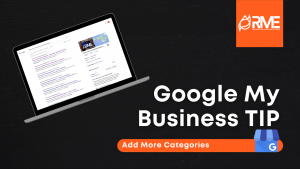 A snapshot of Google My Business page