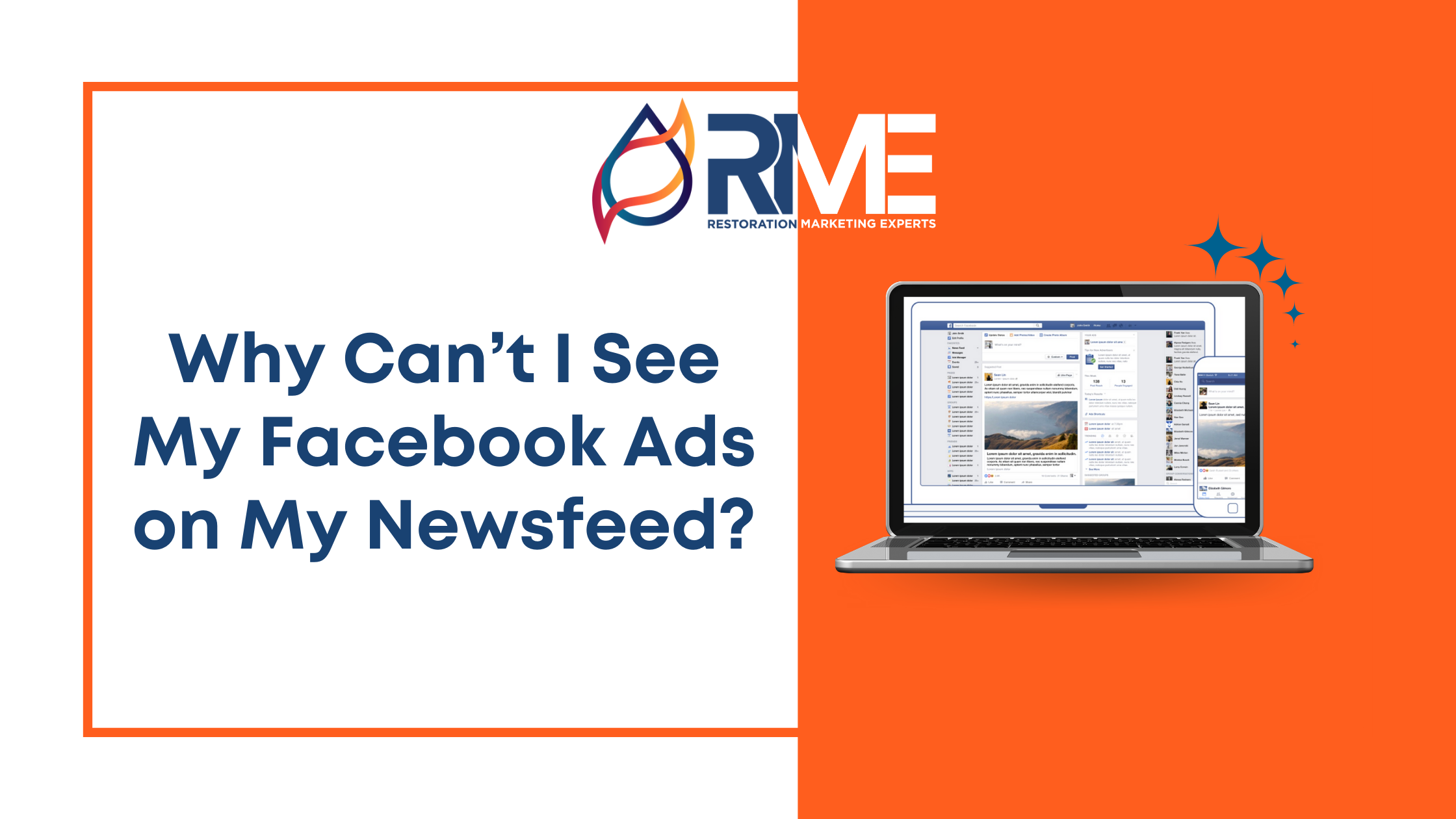 Why Can't I See My Facebook Ads on My Newsfeed?